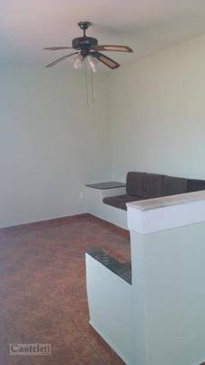 Casa Com 3 Dormitórios À Venda, 115 M² Por R$ 340.000 - Jardim Santa Eudóxia - Campinas/sp - Ca1976