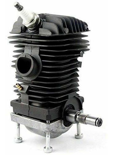 Imagen 1 de 9 de Piston Y Cilindro Para Motosierra Stihl Ms250 42,5 Mm