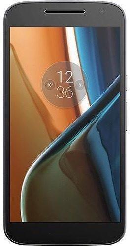 Motorola Moto G 4ta Generacion Muy Bueno Negro Liberado