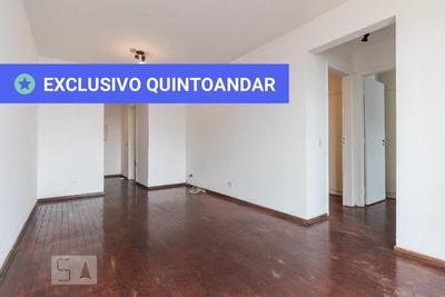 Apartamento No 12º Andar Com 2 Dormitórios E 1 Garagem - Id: 892921184 - 221184