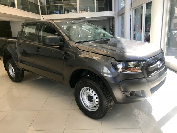 Ford Ranger Xl 2.5 Nafta Cabina Doble 0km Oferta As2
