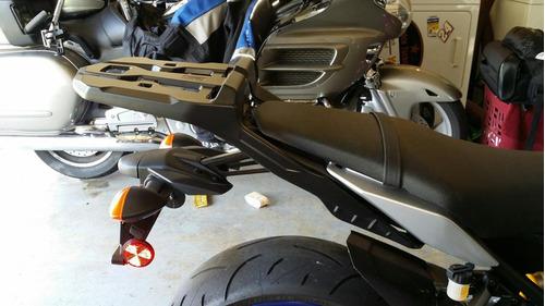 Imagen 1 de 7 de Porta-equipaje Para Yamaha Fz09 / Mt09 Nuevo - Rear Rack