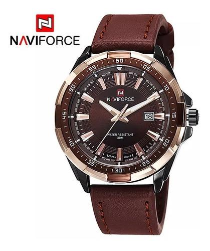 Relógio Naviforce Original Modelo 9056 + Caixa