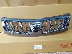 Grade Dianteira Cromada New L200 Triton 2016 2017 2018 2019
