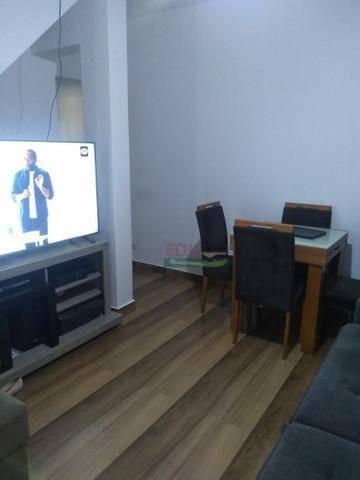 Imagem 1 de 6 de Sobrado Com 2 Dormitórios À Venda, 195 M² Por R$ 402.800 - Vila Ipiranga - Mogi Das Cruzes/sp - So1580