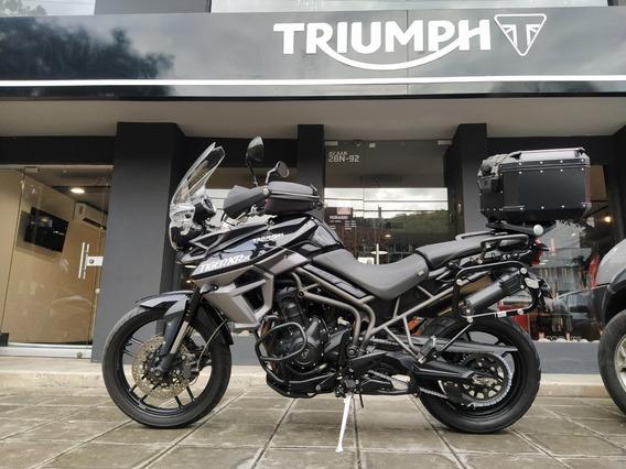 Triumph Tiger 800 Xrx 2015