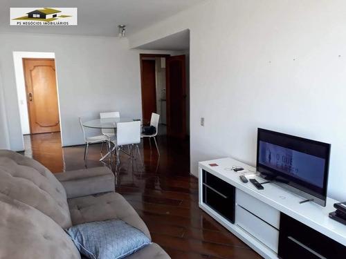 Imagem 1 de 10 de Apartamento A Venda No Bairro Vila Deodoro Em São Paulo - - Ap361-1