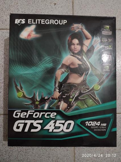 Geforce Gts 450 Ddr5 1024mb