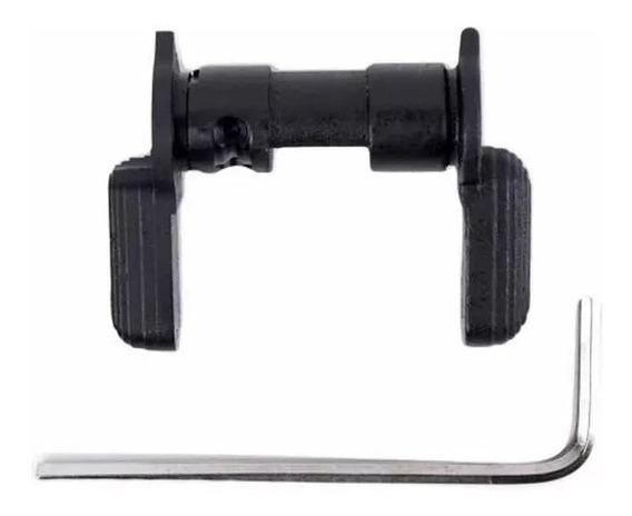 Seguro Selector Rifle Deportivo Ambidiestro Ar15 Ar 10 15