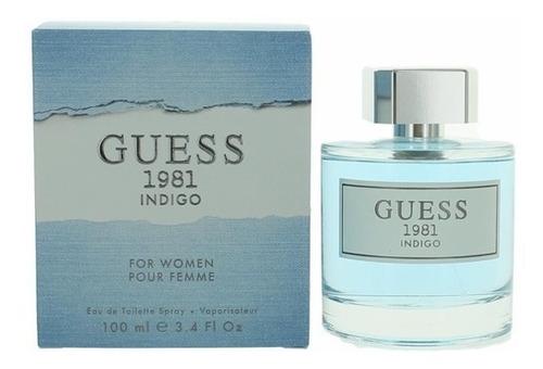 Perfume Mujer Guess 1981 Indigo 100ml