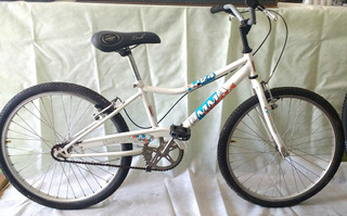 Bicicleta Usada Umma Twentyfour Rod 24 Tipo Mtb