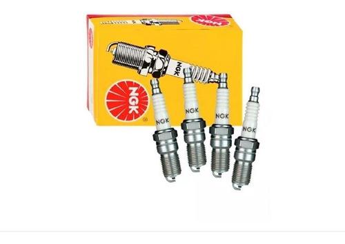 4 Vela Ignição Ngk Cpr8eb-9 Yamaha Xt1200 Super Teneré 110cv