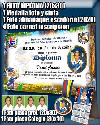 Paquetes Graduacion Combo Promocion Inicial Fotolibro Fgdios
