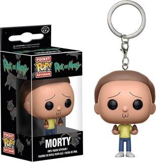 Llavero Funko Pop! Rick And Morty - Morty