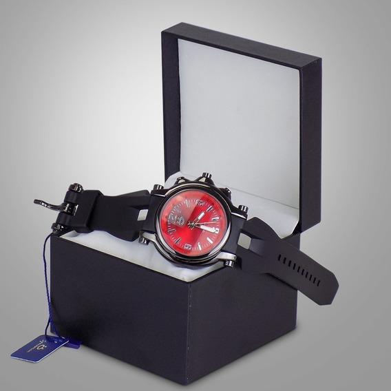 Relógio Masculino Original Caixa Garantia C/ Nota Fiscal