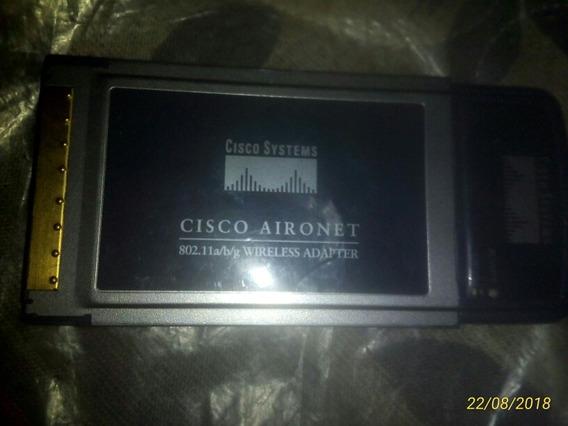 Placa Wireless Cisco Aironet