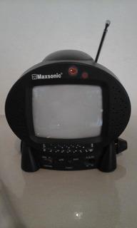 Televisor De 4 Pulgadas Maxsonic. No Anda