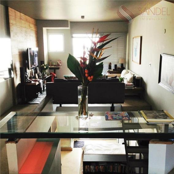 Apartamento Duplex Para Venda Em Predio Exclusivo, Vila Madalena (l) - Ad0005
