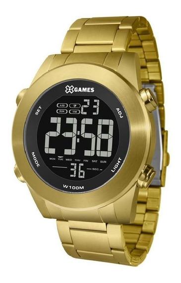 Relógio Xgames Xmgsd001-pxkx - Dourado