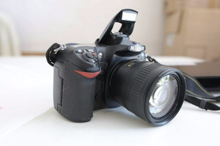Nikon D200 Cuerpocámara Réflex Digital De Nivel Profesional