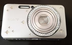 Câmera Digital Sony Cyber-shot Com Cristais Svarovisky