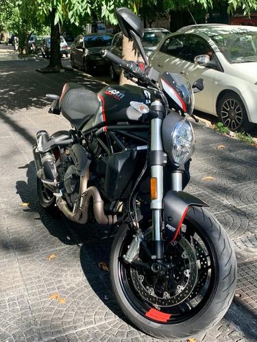 Ducati Monster 821 Stealth - Con Termignoni