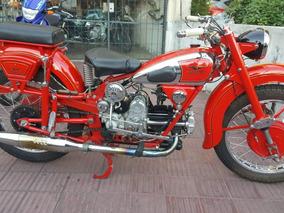 Moto Guzzi 500 1949 Impecable