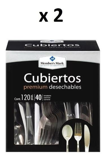 Cubiertos Desechables Premium Member