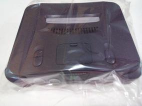 Nintendo 64 N64 Semi-novo Não Liga Leia O Anuncio Só Console