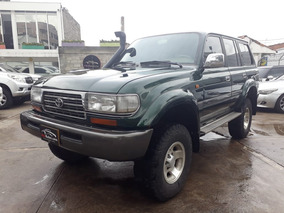 Toyota Burbuja Lc80 Vx Mt 4500 4x4 2002