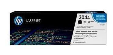Cartucho De Toner Hp 304a Preto Laserjet - Cc530a