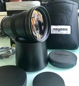 Raynox Dcr-2025pro 2.2x Telefoto Lente (nikon,canon,outras)