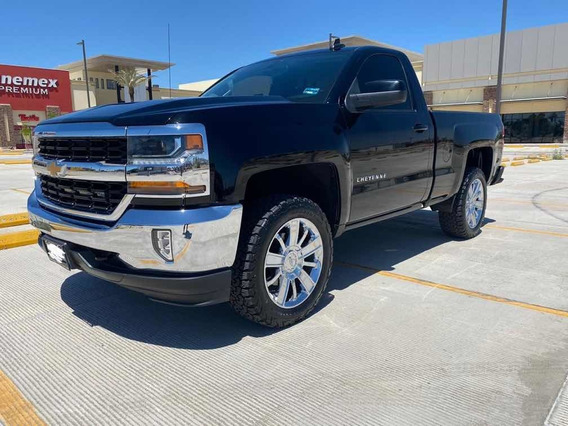 Chevrolet Cheyenne 2018 5.4 2500 Cab Reg Lt 4x2 At