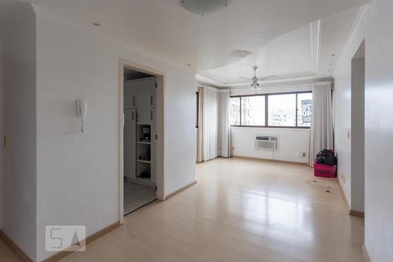 Apartamento No 9º Andar Com 3 Dormitórios E 1 Garagem - Id: 892950736 - 250736