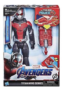 Ant-man Avengers Endgame Titan Hero Power Fx