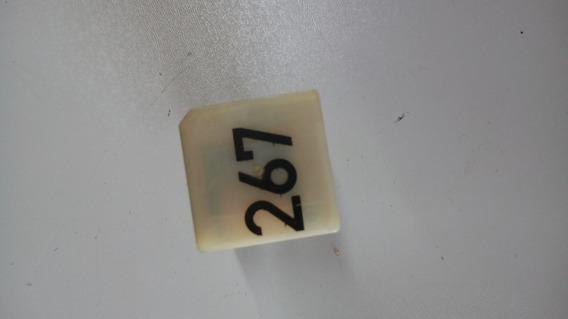 Rele 267 Audi A6 2.8 2001 Controle Embreagem