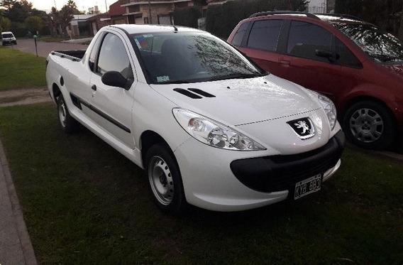 Camioneta Pick Up Peugeot Hoggar 2012 Excelente Estado
