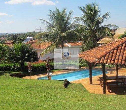 Casa Com 3 Dormitórios À Venda, 500 M² Por R$ 3.000.000,00 - Residencial Parque Rio Das Pedras - Campinas/sp - Ca0594