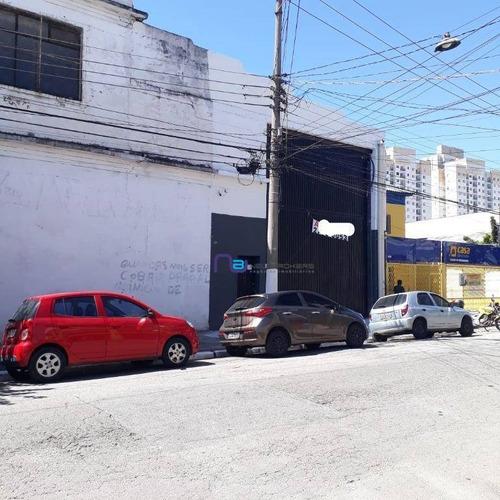 Imagem 1 de 17 de Excelente Galpão 1800m² 29.000,00 Belém - Ga0908