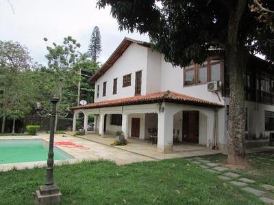 Casa Em Mata Paca, Niterói/rj De 350m² 5 Quartos À Venda Por R$ 1.400.000,00 - Ca216438