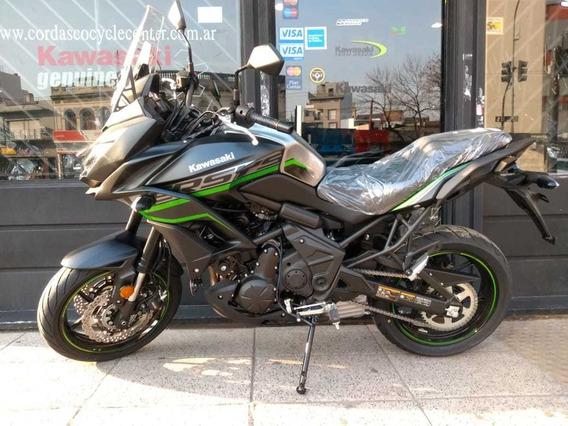 Kawasaki Versys 650 Abs 2020 Ingreso Agosto Cordasco