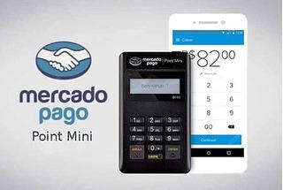 Maquininha Point Mini Mercado Pago Pronta Entrega Curitiba