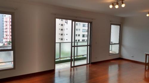 Apartamento Com 3 Dormitórios À Venda, 114 M² Por R$ 585.000,00 - Jabaquara - São Paulo/sp - Ap2251