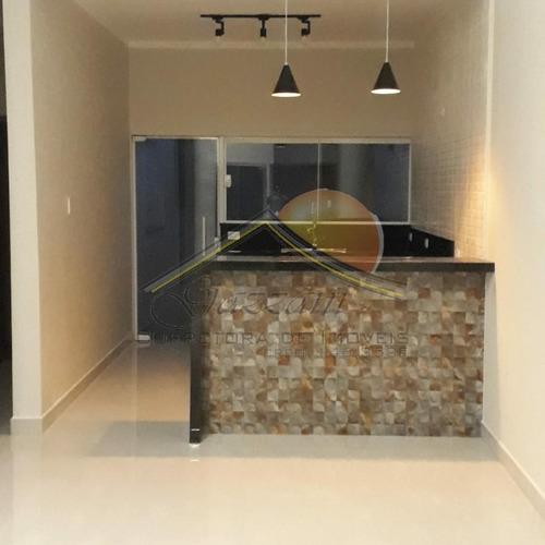 Imagem 1 de 13 de Casa Para Venda Em Bragança Paulista, Residencial Vino Barolo, 3 Dormitórios, 1 Suíte, 1 Banheiro, 2 Vagas - G0864_2-1188965