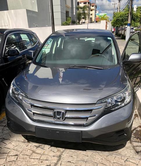 Honda Cr-v 2012 Nueva!!!