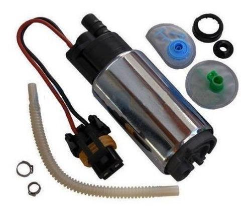 Bomba Elétrica De Combustível 4 Bar - Motor Flex - Universal