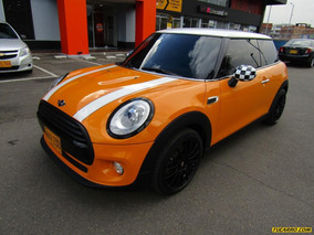 Mini Cooper F56 Coupe Tp 1500cc T