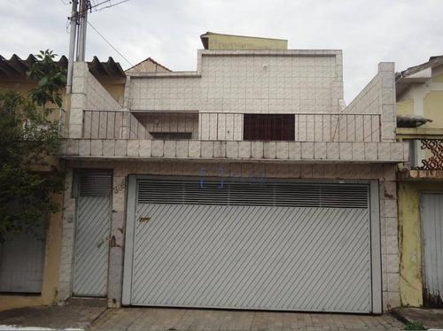 Casa 78m², 2 Dormitorios, 1 Suíte, 2 Vagas - Saúde - Ca1521
