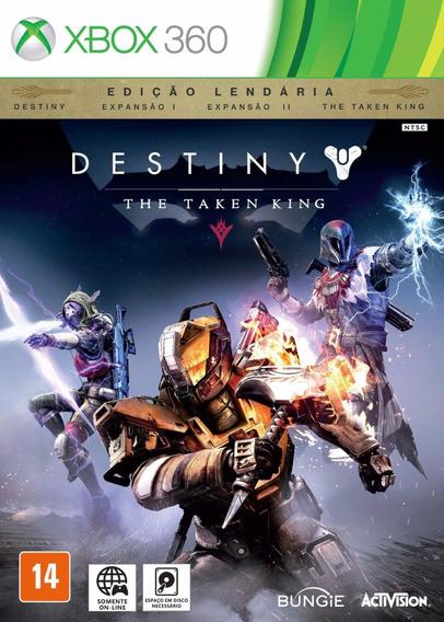 Destiny: The Taken King (edição Lendária) - Xbox 360