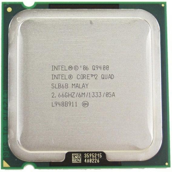 Processador Core 2 Quad Q9400 2.66ghz 6mb Cache 775